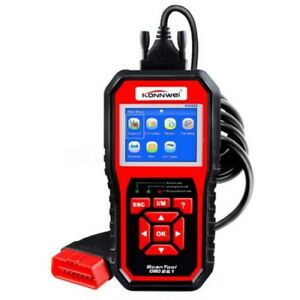 Kw850 Obd2 Obdii Dtc Scanner Car Code Auto Diagnostic Bluetooth Interface Tool