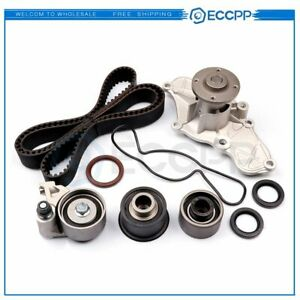 For 1995 2002 Mazda 626 Millenia Ford Probe 2 5l Timing Belt Kit Water Pump Kl