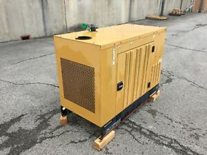 Olympian 25 Kw Propane Natural Gas Generator Ford Engine 130 Hours