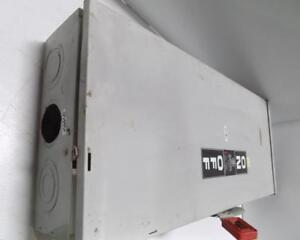 Ge 200amp Safety Switch Th4324r