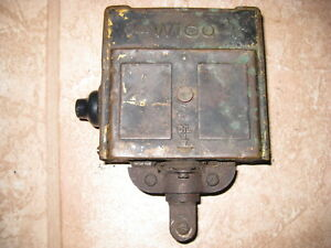 Wico Ek Magneto Old Hit And Miss Gas Engine
