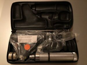Welch Allyn Diag Set coaxial Panoptic Ophthalmoscopes Macroview Otoscope