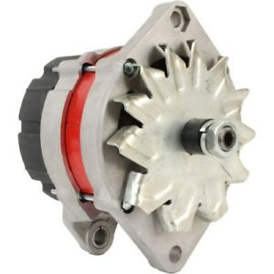 New 65 Amp Alternator For New Holland Tn70 Tn70f Tn75 Tn80f Tn90f Tn95f Tractors