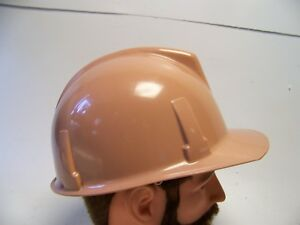 Vintage Msa Skullgard Protective Hard Hat Suspension Safety Helmet