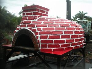 Italian Wood Oven Excellent Condition
