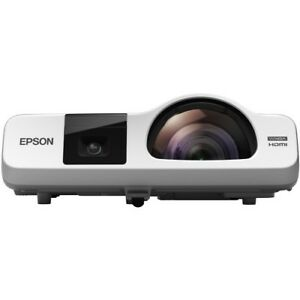Epson Brightlink 536wi Short Throw Lcd Projector 720p Hdtv 16 10