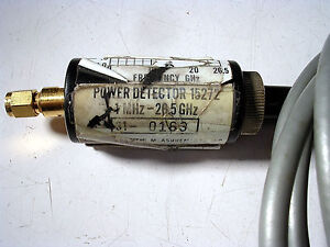 Pacific Measurement Power Detector Model 15272 Good