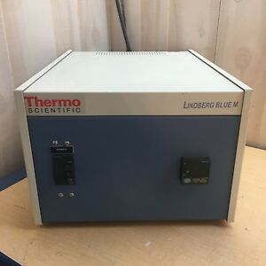 Thermo Scientific lindberg Blue M Cc58114c 1 1200 Control Console For Furnace