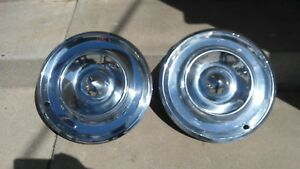1960 1958 Oldsmobile Buick Pontiac Hubcaps Hot Rod Parts