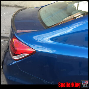 244l Rear Trunk Lip Spoiler Wing Fits Honda Civic 2012 15 4dr Spoilerking