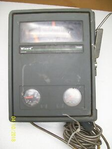 Fisher Wizard Pressure Controller untested