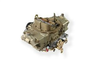 Holley Performance 0 4779ce Classic Double Pumper Carburetor New