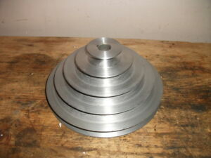 Powermatic 15 Drill Press Motor Pulley Excellent
