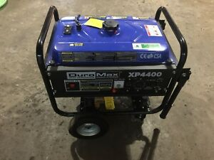 Duromax Xp4400 Gas Generator W electric Start Rv Grade 4 400w 7 0hp