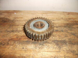 Rockwell Delta 14 Lathe Apron Bronze Worm Wheel Clutch Gear