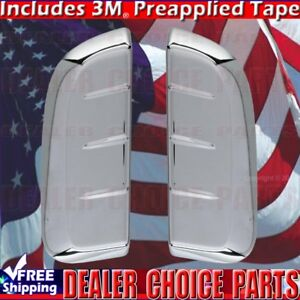 For 2005 2012 Nissan Pathfinder 04 15 Armada 2pc Rear Chrome Door Handle Covers