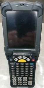 Motorola Mc9190 g30sweqa6wr Wm6 5 2d Imager Se4500 53 Key Keyboard Bt Wifi