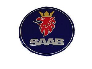 Genuine Badge Decal Logo Sign Trunk Emblem Fits Saab 9 3 Sedan 06 07 12769690
