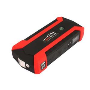 82800mah Car Jump Starter Battery Charger Booster Power Bank Emergency Portables
