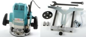 1 2 And 1 4 Plunge Router Electric Wood Routing Machine Collet Free Shipping