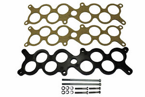 Ford Mustang 5 0 Gt 40 1 2 Phenolic Intake Manifold Heat Spacer Kit 87 93 5 0l