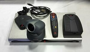 Polycom Vsx 8000 Video Conferencing System W remote camera Accessories