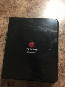 Polycom Hdx 8000 Hd Video Conferencing System