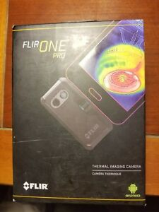 Flir One Pro Thermal Imaging Camera Attachment new Usb c Type Android