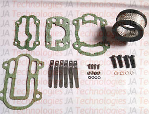 Ingersoll Rand Model 242 Head Overhaul Kit Valve Gasket Filter