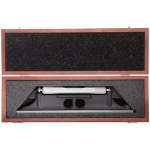 98z 12 Precision Machinists Level Finished Wood Case 12 Length