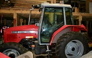 Massey Ferguson 4235 Tractor Serial G1212 Low Hours