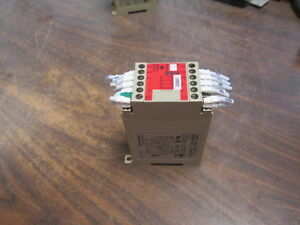 Omron Safety Relay G9sa 301 24vac dc Used