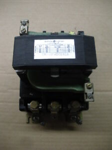 Ge Size 4 Contactor 120 Fla Cr261fh002aca Nnb New 120vac Coil 2 Available