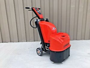 Concrete Grinder Polishing Machine 20 Floor Surface Prep 5 5hp Brand New