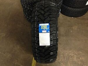4 New 305 70 16 Comforser Mt Tires 8 Ply Mud 305 70 16 70r R16 Offroad 33