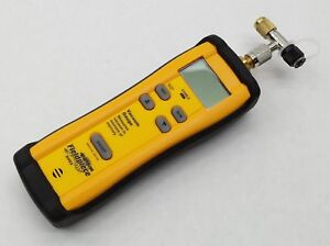 New Fieldpiece Svg2 Portable Hvacr Standalone Digital Deep Vacuum Gauge