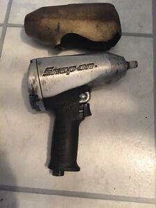 Snap On Tools Impact Air Wrench 1 2 Drive Im6500 Hp L