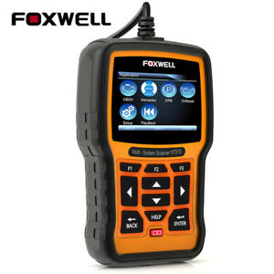 Abs Sas Srs Epb Nt510 Full System Engine Check Car Scanner Diagnostic Tool Reset