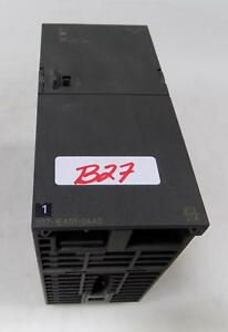 Siemens Power Supply Module 6es7 307 1ea01 0aa0