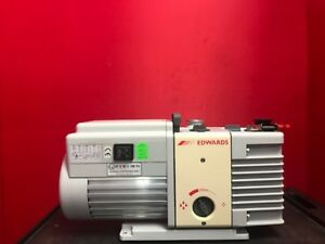 Edwards Rv3 A65202906 Rotary Vane Vacuum Pump