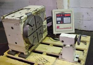 Smw rt325vn Cnc 4th Axis Rotary Indexer