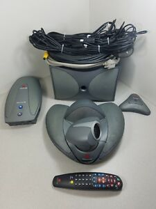 Polycom Vsx 7000 Untested Ntsc Vga Adapter Microphone Subwoofer Remote