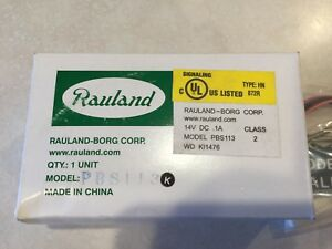 Rauland Responder Iii Pbs113 Push For Help Nurse Call Station nos