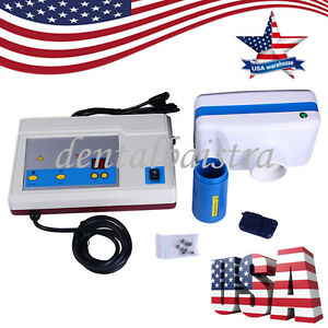 Blx 5 Portable Dental X ray Machine Frequency 30 Khz 24 Degrees Radiation Usps