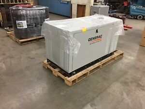 Generac 27 Kw Propane Nat Gas Generator Brand New Save Thousands