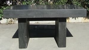 Granite Table 60 X 40 X 6 Surface Plate Inspection Isolation