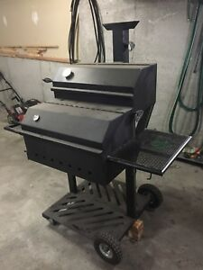 Custom Built Offset Smoker must Pick Up