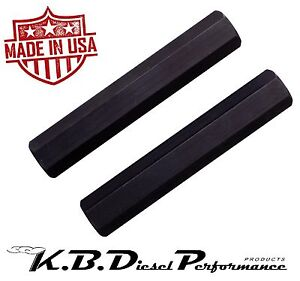Kbdp Hd Tie Rod Sleeves 1999 2010 Chevy Gmc 6 6l Duramax 2500 3500 H1 Hummer