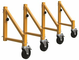 Mfs Outrigger Set For Multipurpose 6 ft Baker Style Scaffold Cbmscaffold Mfsso