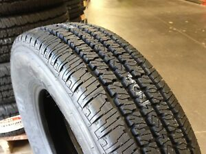 4 New Lt225 75 16 Firestone Transforce Ht 75r16 R16 2257516 10ply Made In Usa